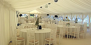 Wedding Marquee Hire, Sussex