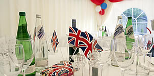 Themed Party Marquees,Themed Marquees, Sussex