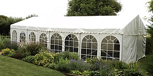 Marquees for hire, Sussex
