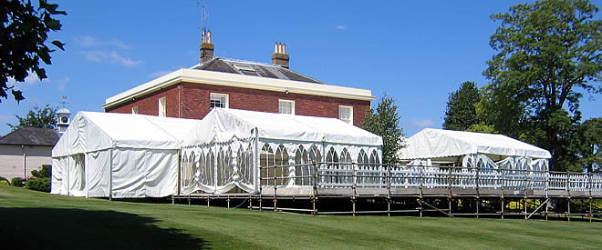 David Browne Leisure Marquee Hire, Sussex